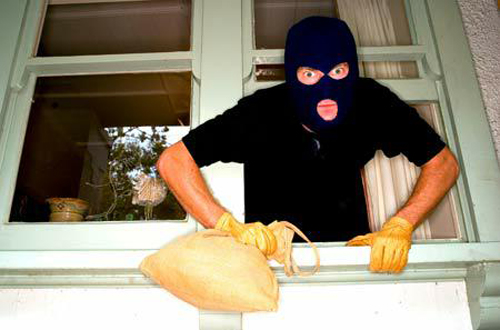 Holiday Crime Time: Attempted Burglary Report