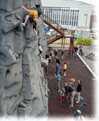 Mountaineers Open House
