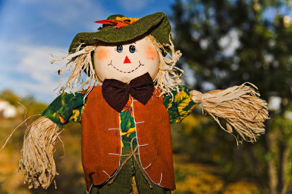 Scarecrow Mini Fest at Magnuson