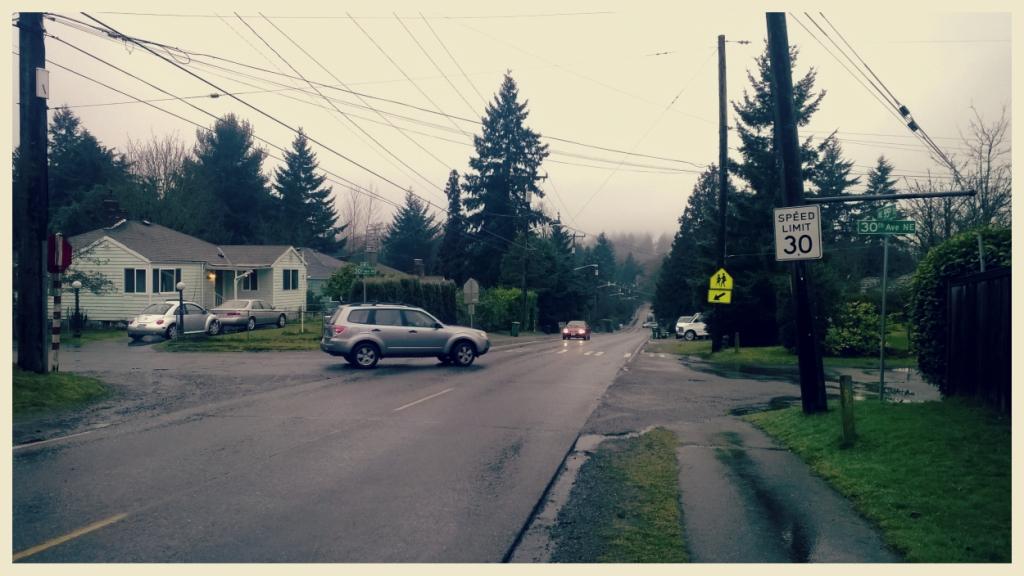 NE 95th Street: No Improvements in 2015