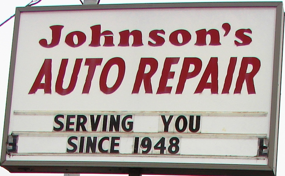 Featured Advertiser: Johnson's Auto Repair
