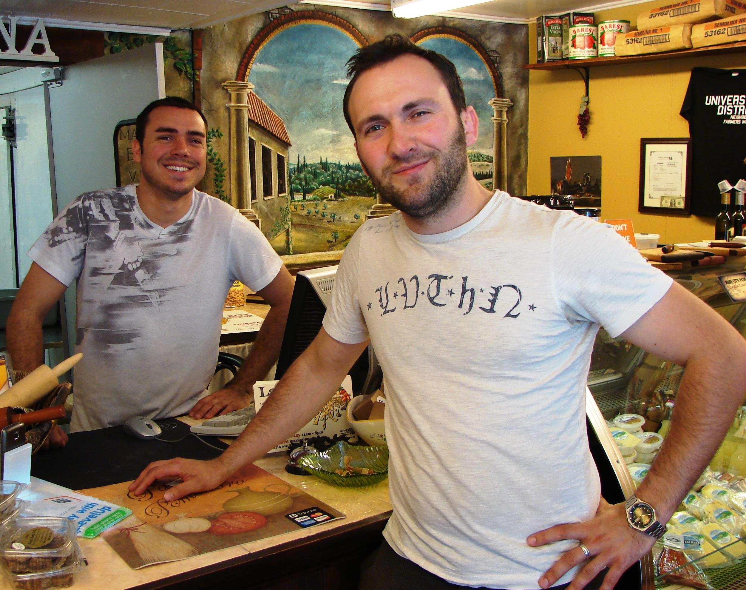 Gift Season: Shop Local at LaPasta