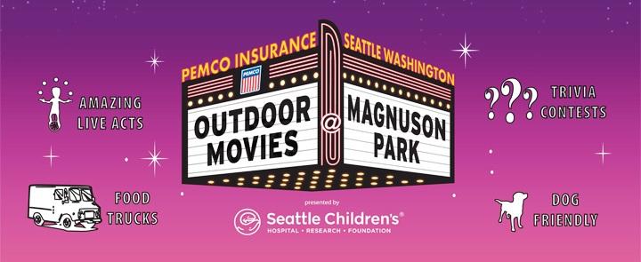 Summer Nights 2015: Outdoor Movies at Magnuson
