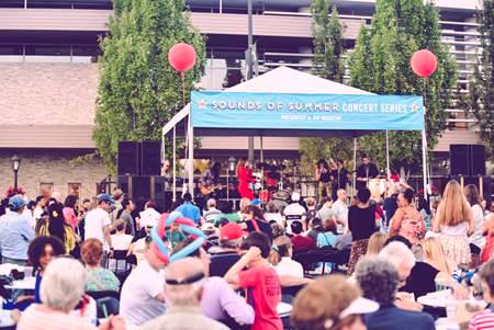 Summer Nights 2015: Outdoor Concerts at University Village