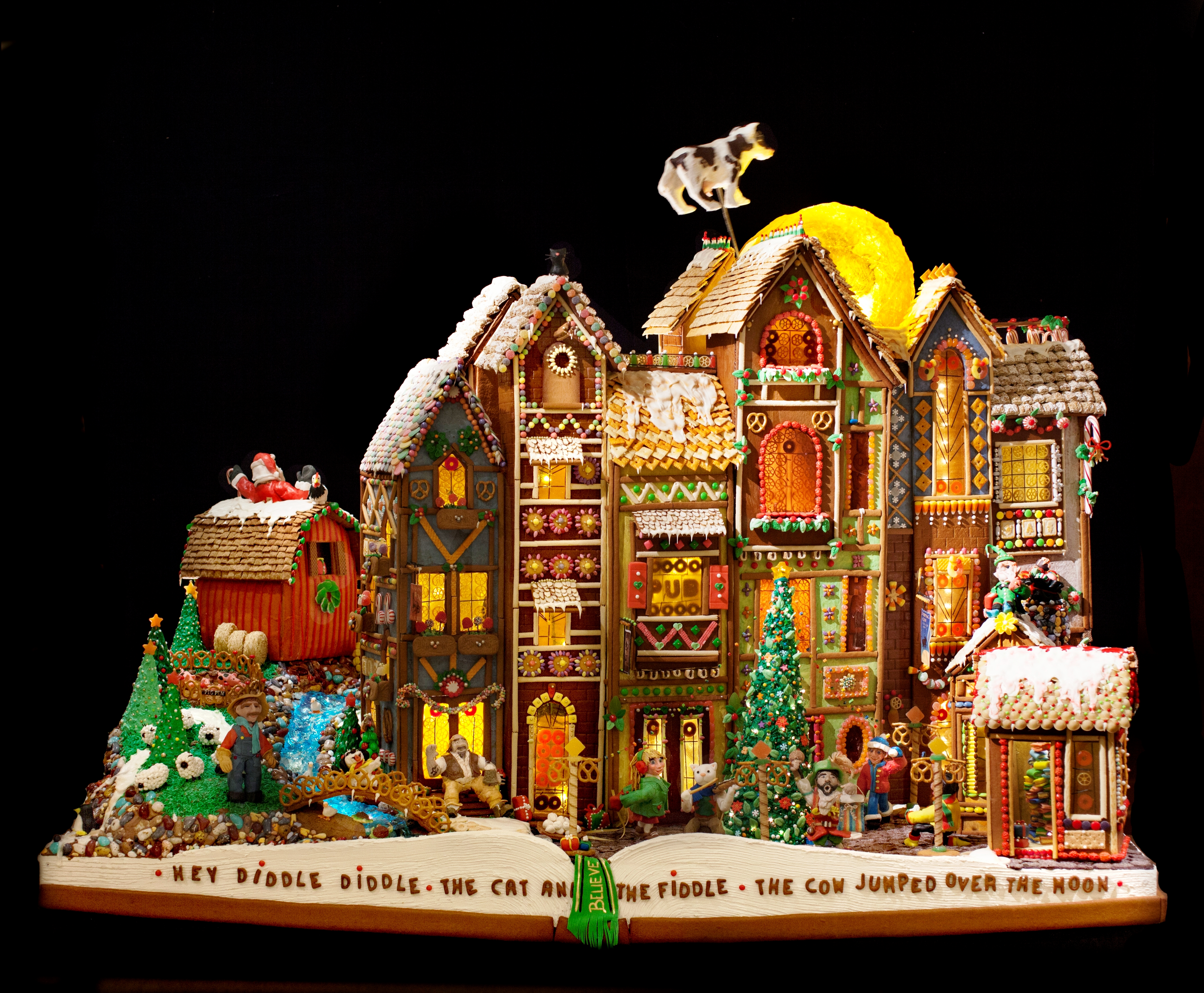 Gingerbread Village: Jingle All the Way